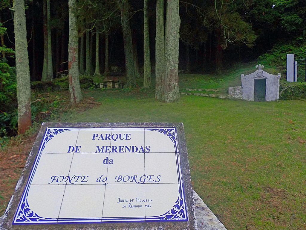 Parque de Merendas da Fonte de Borges